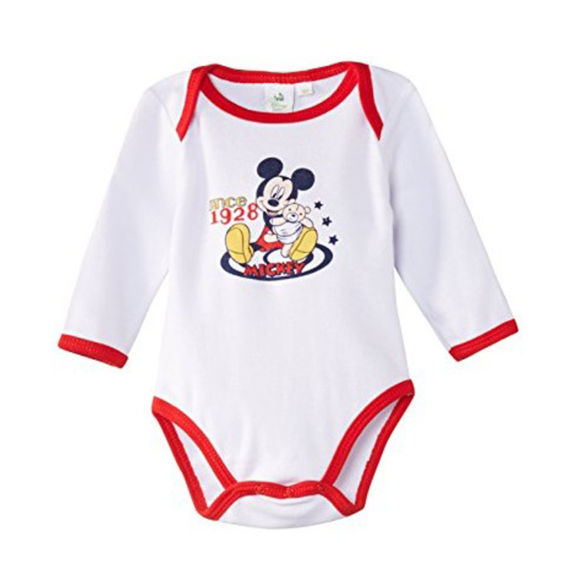 Body Mickey rosu