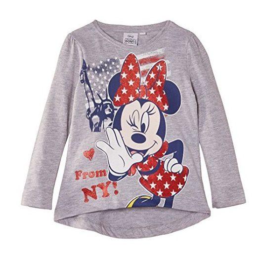 Bluza Minnie gri, marime 8 ani