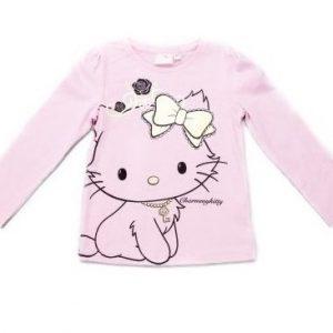 Bluza roz CharmmyKitty, marimi 3-8 ani