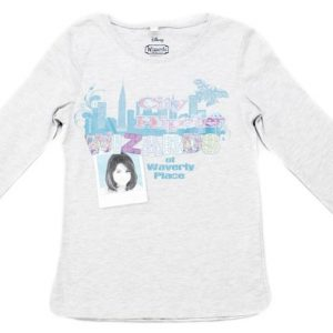 Bluza fete Wizard gri, marimi 6-12 ani
