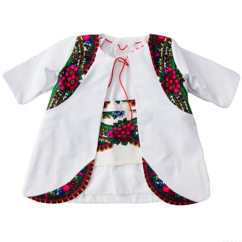 Costum fete pupular Ileana, marime 1 an