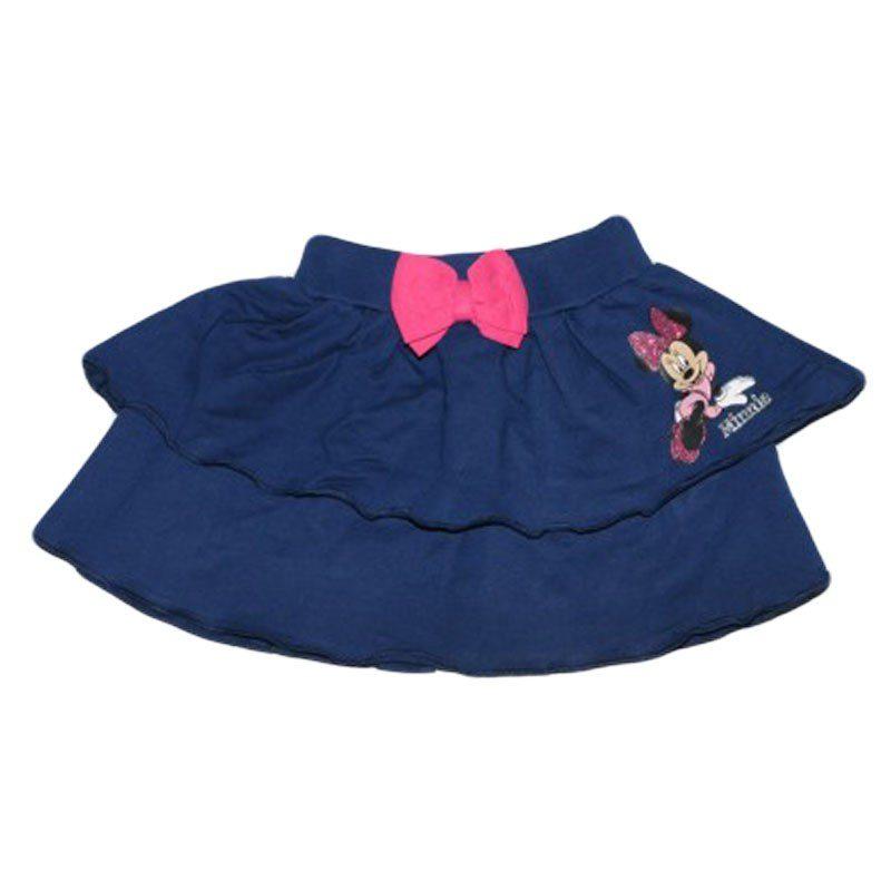 Fusta Minnie bleumarin, marimi 2-9 ani