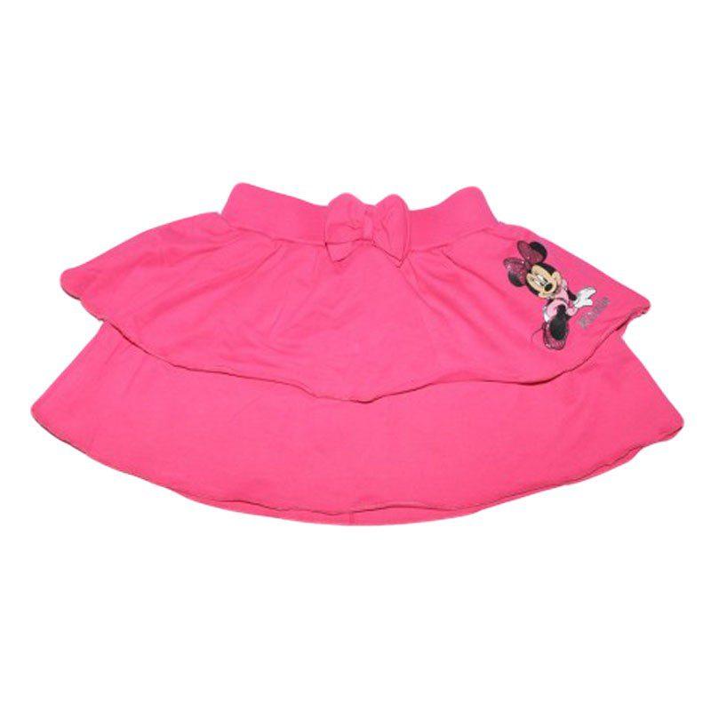 Fusta Minnie roz, marimi 4-7 ani