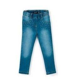 Jeans fete strasuri LOSAN, marimi 2-6 ani