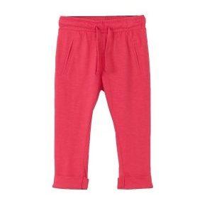Pantaloni fete LOSAN/rosu, marimi 4,5,7 ani