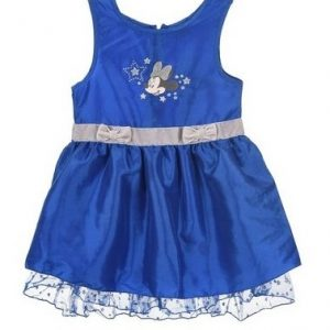Rochita Minnie albastru, marimi 3-5 ani