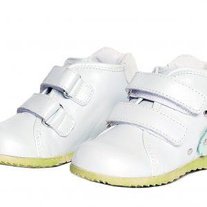 Patofi fete SEBI alb pj shoes, marime 28