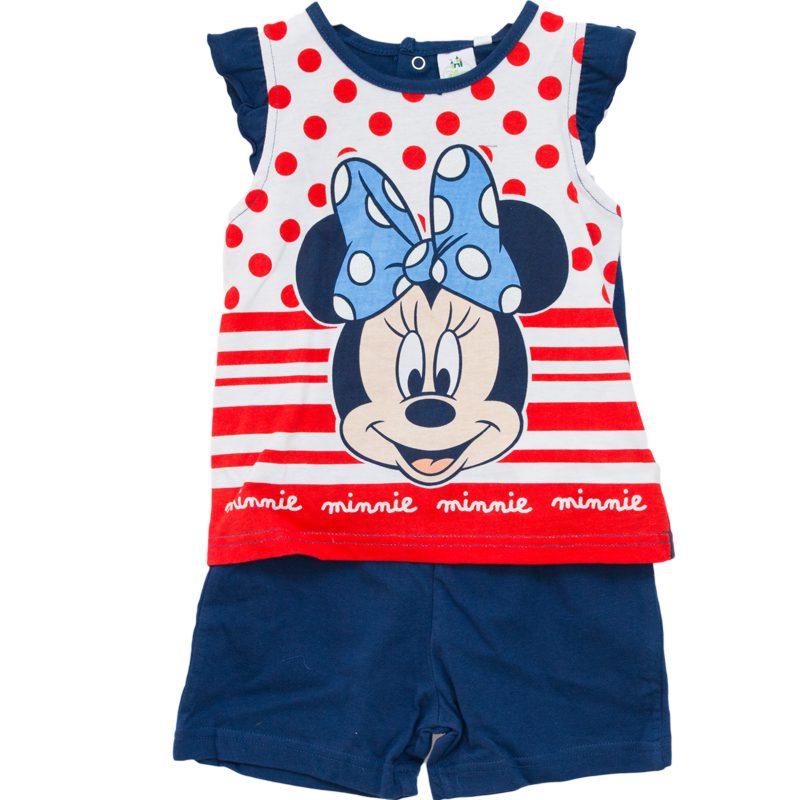 Compleu fetite Minnie bleumarin