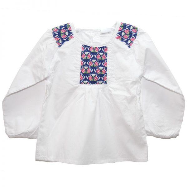 Bluza fete NewNess, marimi 3-18 luni