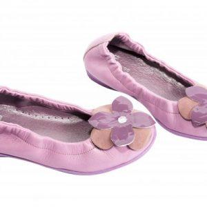Balerini fete LARA pj shoes lila 28-31
