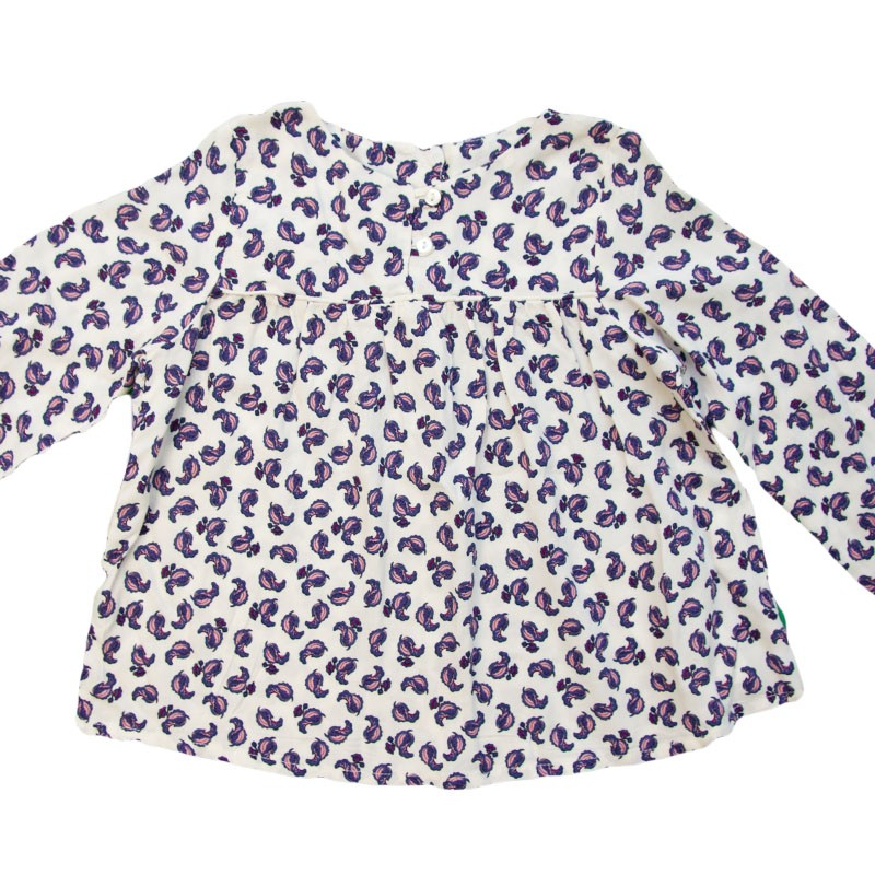Bluza fetite Maria, marimi 6-36 luni