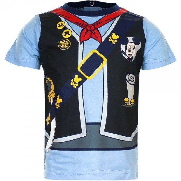 Tricou Disney Baby Mickey Mouse bleo