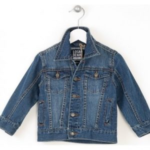 Jacheta jeans baieti LOSAN, marimi 2-7 ani