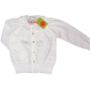 Jacheta fete Maria alb, marimi 5-11 ani