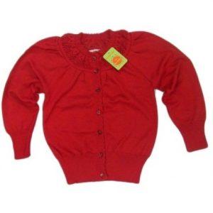 Jacheta fete Maria rosu, marimi 5-11 ani