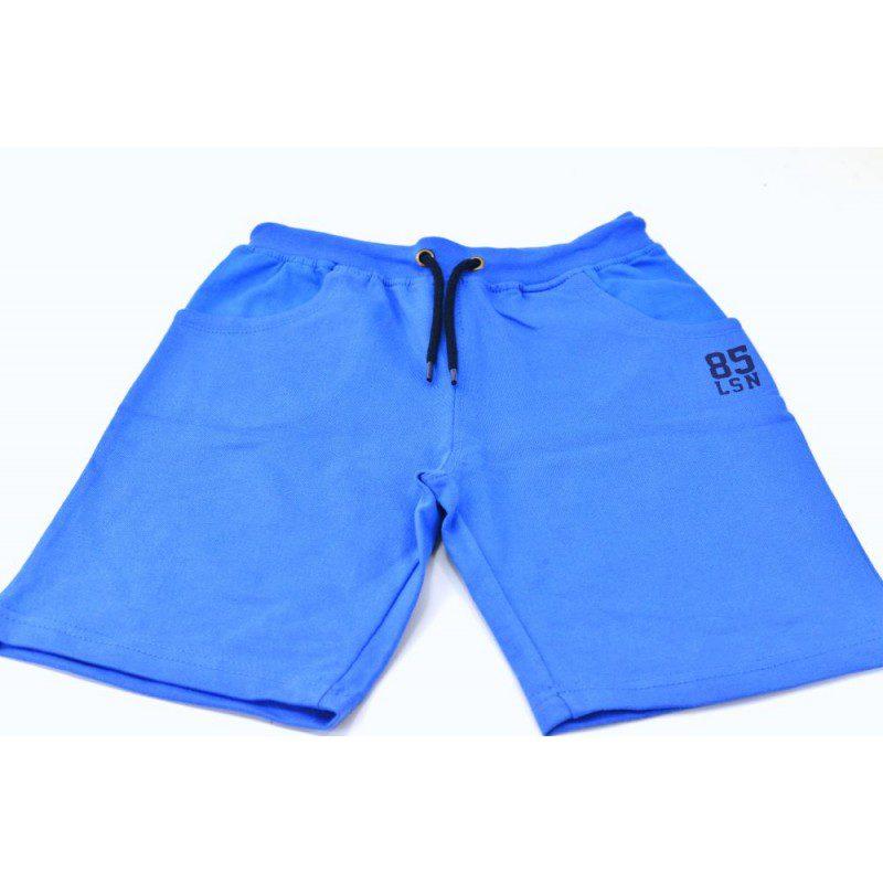 Pantaloni scurti copii Losan albastru 3-16 ani