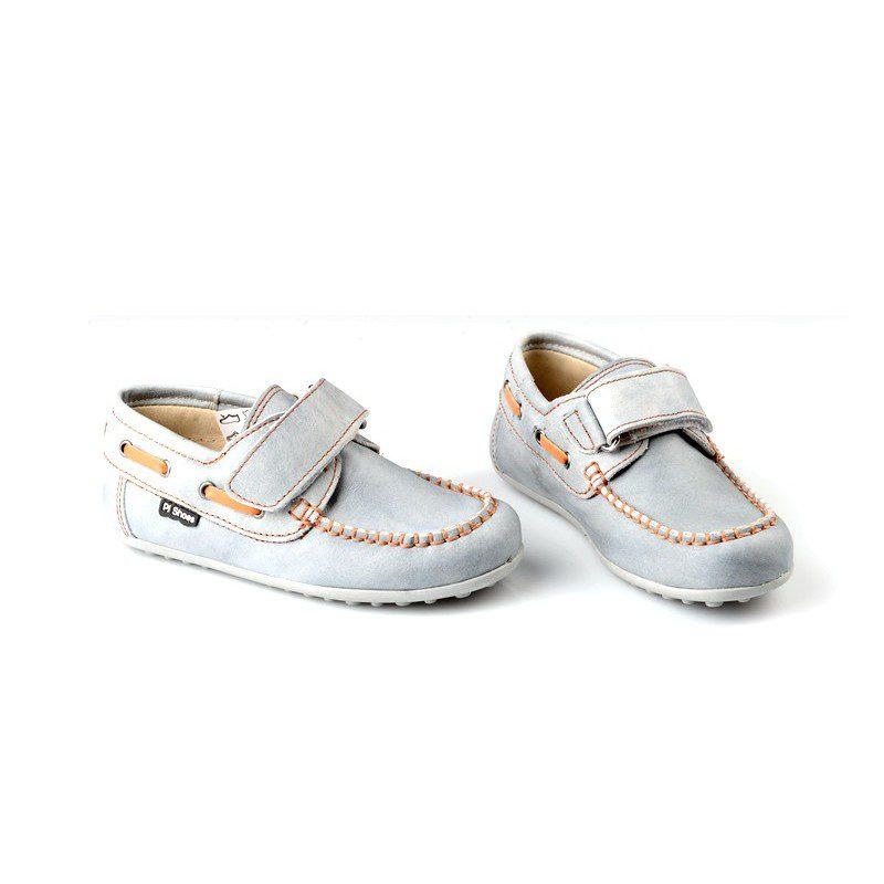 Mocasini baieti JOSE blu pj shoes marimea 35