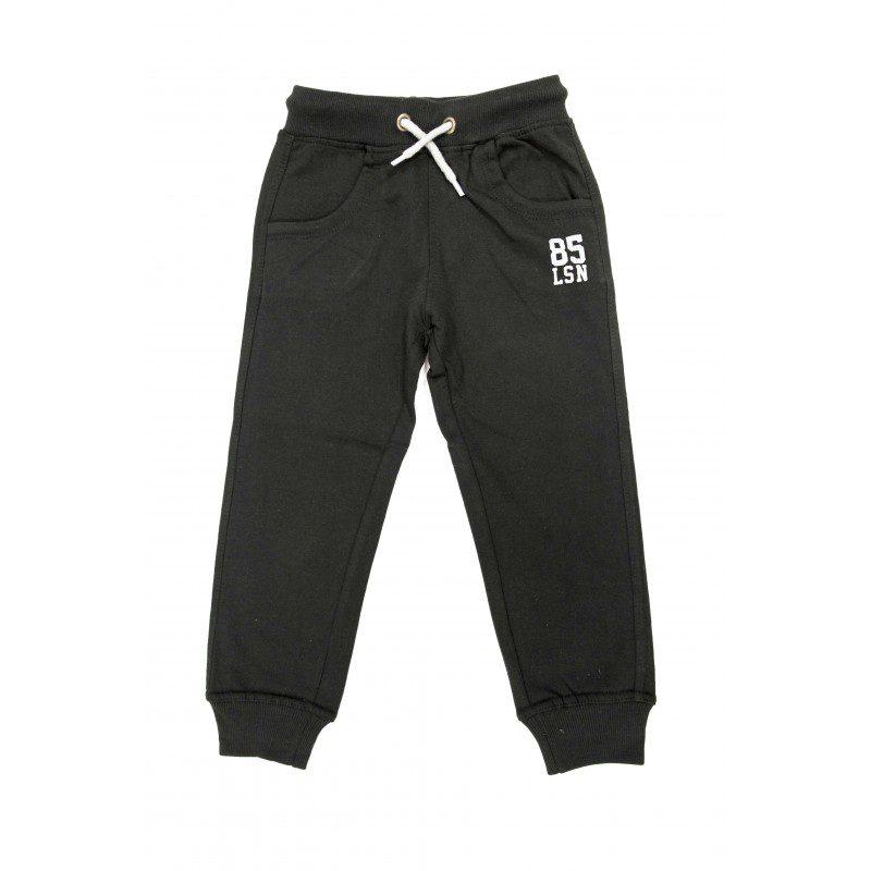 Pantaloni baieti Losan negru, marimi 2-7 ani