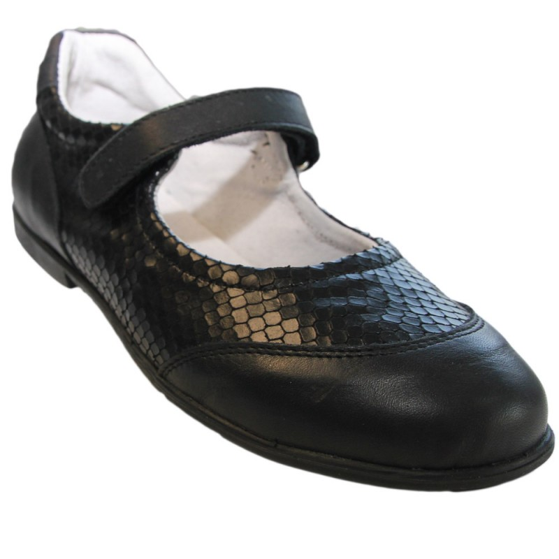 Pantofi fete piele MIMI, marimea 35