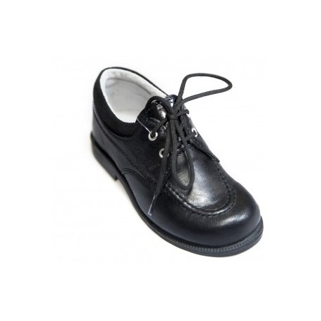 Pantofi piele baieti 3196, marimi 24-29