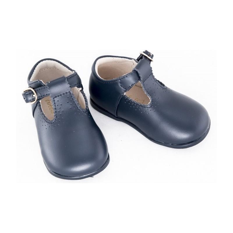 Pantofi piele copii Marino, marimi 18-23