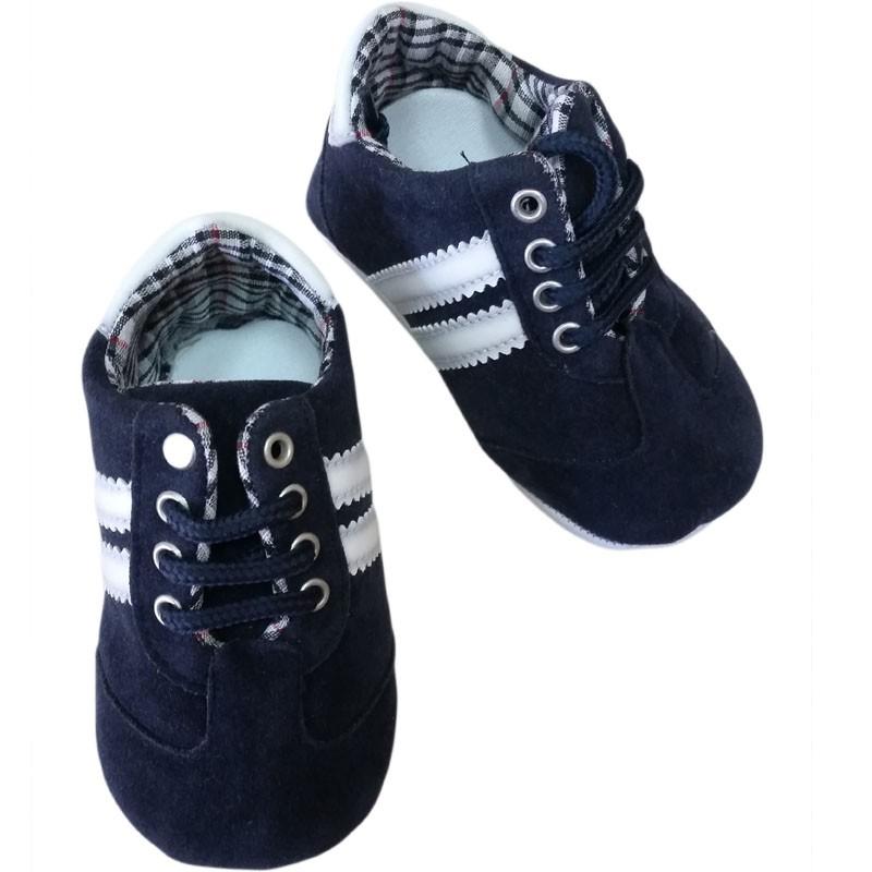 Pantofiori copii bleumarin, marimea 19