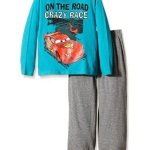 Pijamale baieti Crazy, marime 4 ani
