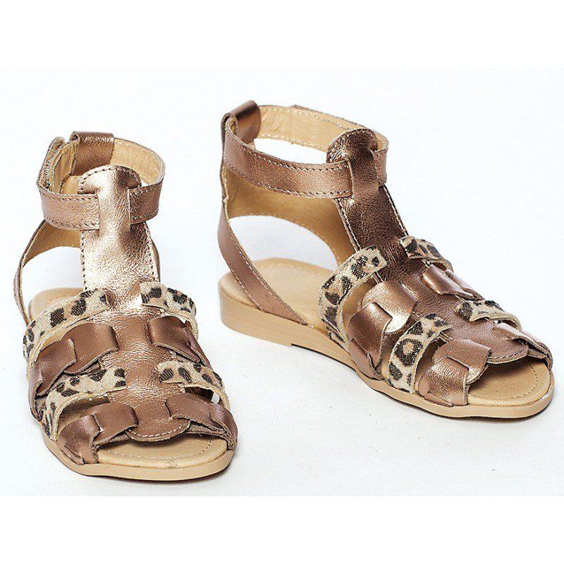 Sandale fete piele DIXIE 33