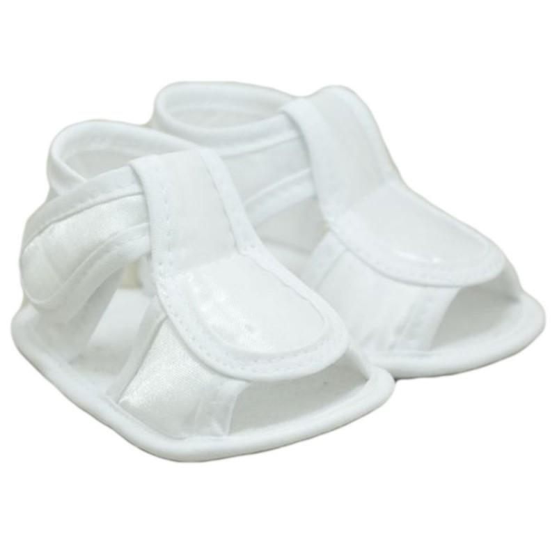 Sandalute bebelusi albe