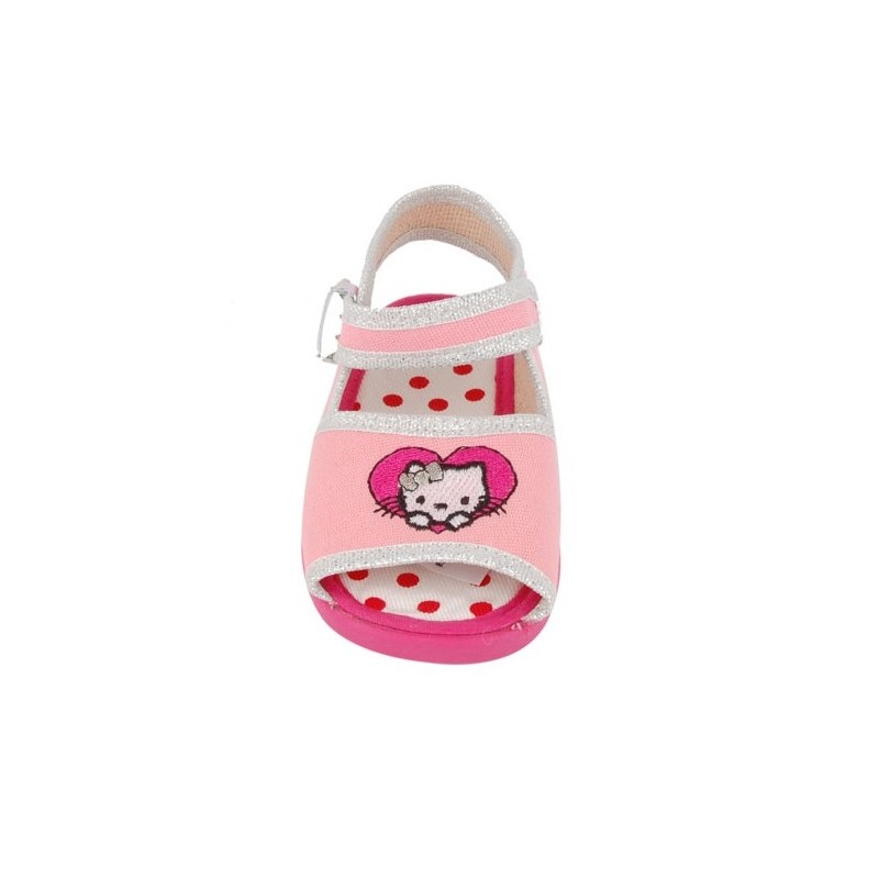 Sandalute Hello Kitty, marimi 18-24
