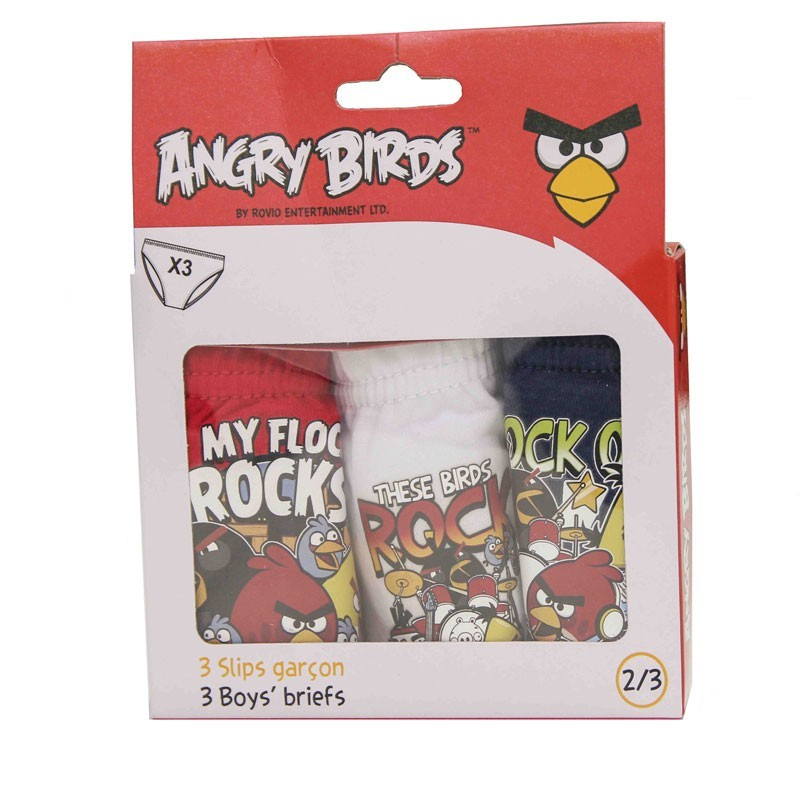 Set chilotei AngryBirds