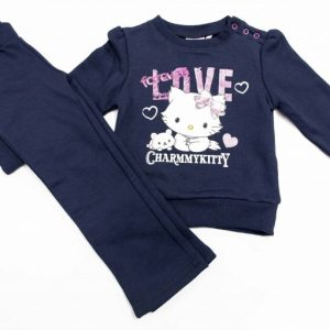 Trening CharmmyKitty bleumarin, marimi 3-6 ani