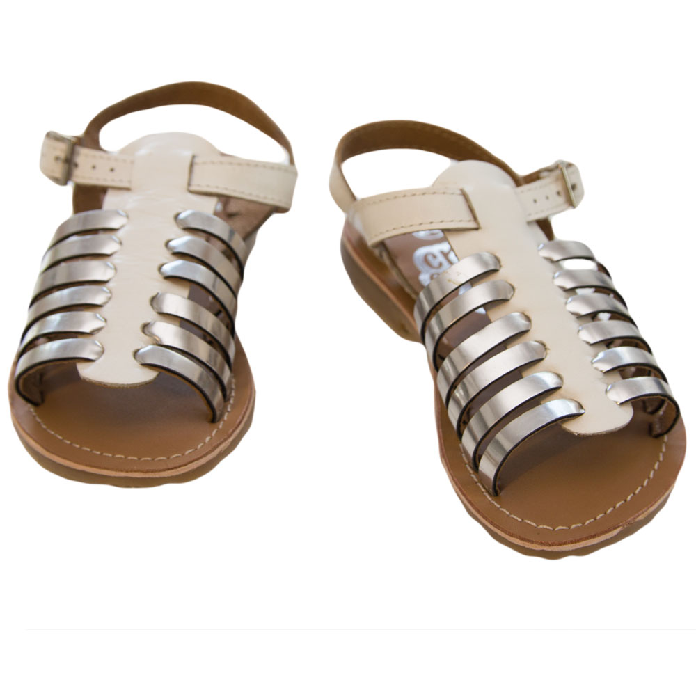 Sandalute fete piele Blanco, marimi 25,27