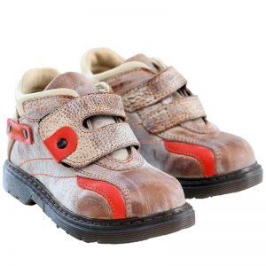 Ghete copii piele Stefi Pj Shoes