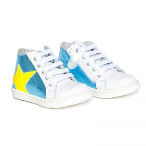 Tenisi piele Air Cielo Pj Shoes 20-22