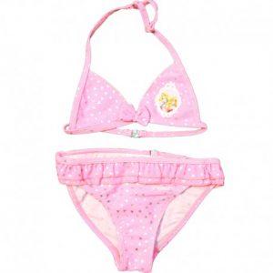 Costum de baie fetite roz Princess