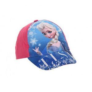 Sapca fete roz cu Elsa