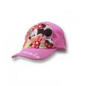 Sapca fete Minnie roz
