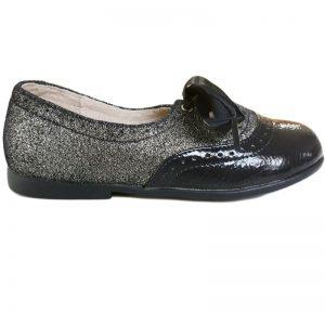 Pantofi copii bleumarin din piele naturala 24-32