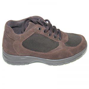 Pantofi copii din piele naturala Ciao Bimbi negru