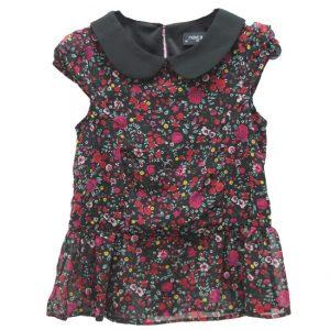 Bluza copii NEXT cu imprimeu floral 7-11 ani