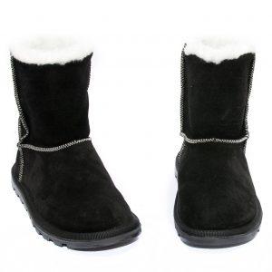 Cizme Ugg-uri copii Milano negru Pj Shoes