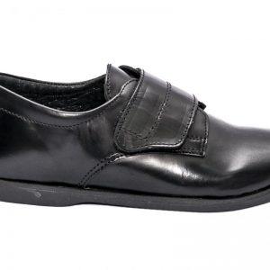 Pantofi scoala copii Denis negru