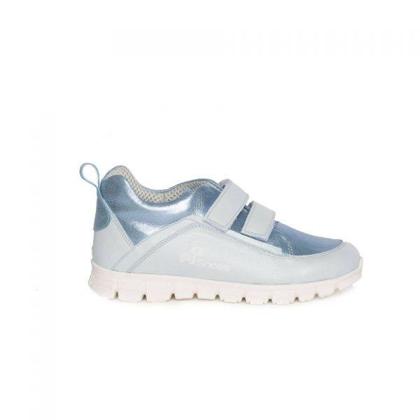 Pantofi sport piele Salvatore blu