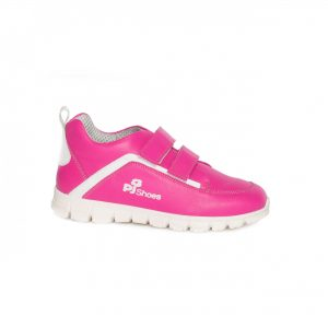 Pantofi sport piele Salvatore fuxia