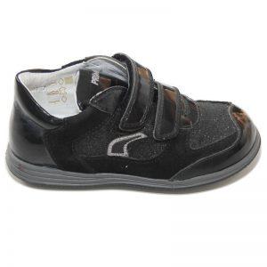 Pantofi sport Chigo negru Primigi 25