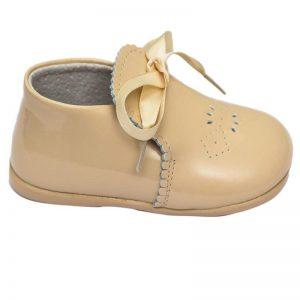 Pantofiori copii arena din piele naturala 18-23