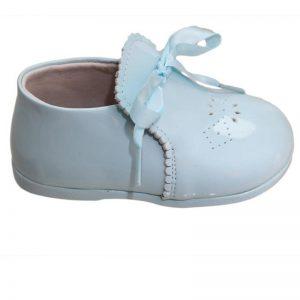Pantofiori copii cielo din piele naturala 18-23