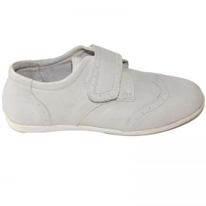 Pantofi copii piele Ecru