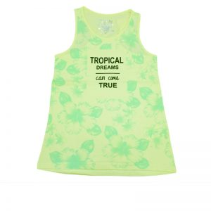 Tricou copii Losan Tropical Dreams 8-16 ani